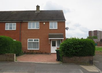 Thumbnail 3 bed end terrace house for sale in Wolseley Road, West Bromwich