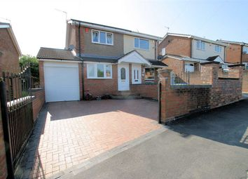 Thumbnail 2 bed semi-detached house to rent in Ledbury Crescent, Birches Head, Stoke On Trent