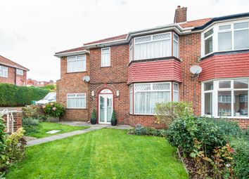 Thumbnail 4 bed semi-detached house for sale in Lodore Gardens, Kingsbury