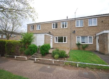 Thumbnail 3 bedroom terraced house to rent in Mother Julian Close, Thetford