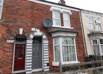 Thumbnail 5 bed terraced house to rent in Washington Street, Hull