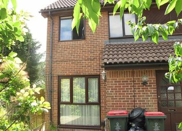 Thumbnail 1 bed maisonette to rent in Excalibur Close, Ifield, Crawley