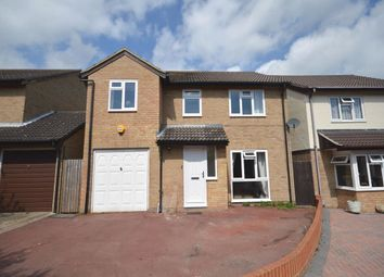 Thumbnail 5 bedroom detached house to rent in Appleby Close, Rochester