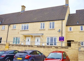 Thumbnail 2 bed terraced house for sale in Summerfield Close, Moreton-In-Marsh