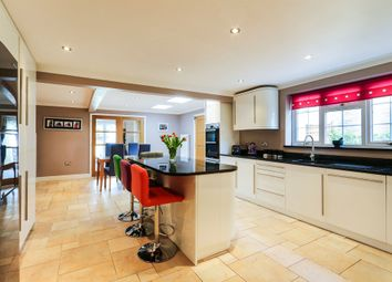 Thumbnail 4 bed detached bungalow for sale in Hargham Road, Attleborough