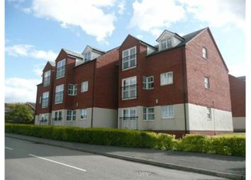 Thumbnail 2 bed flat for sale in Waterloo Court, Chesterfield