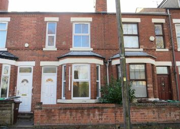 Thumbnail 2 bedroom terraced house to rent in Central Avenue, Basford, Nottingham