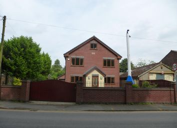 Thumbnail 4 bed detached house to rent in Hesketh Meadow Lane, Lowton, Warrington
