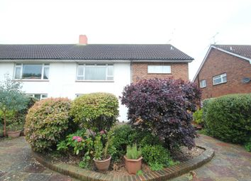 Thumbnail 2 bed flat for sale in Aldsworth Avenue, Goring-By-Sea, Worthing