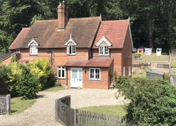 Thumbnail 3 bed semi-detached house for sale in High Street, Hermitage, Thatcham