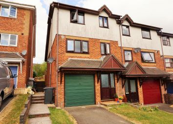 Thumbnail 4 bed town house for sale in Jack Bice Close, Liskeard