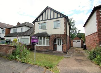 Thumbnail 3 bed detached house for sale in Bramcote Avenue, Beeston