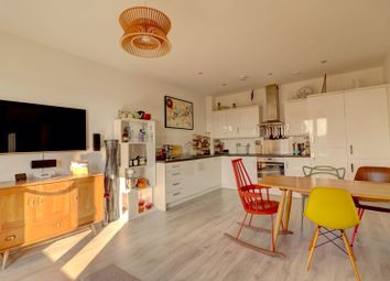 Thumbnail 2 bed flat for sale in Otto Road, Welwyn Garden City