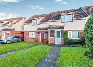 Thumbnail 2 bed terraced house to rent in Britton Close, Halberton, Tiverton