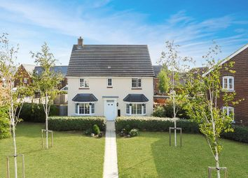 Thumbnail 4 bed detached house for sale in Abbey Park Way, Weston, Crewe