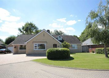 Thumbnail 5 bed detached house for sale in Wanshot Close, Wroughton, Swindon