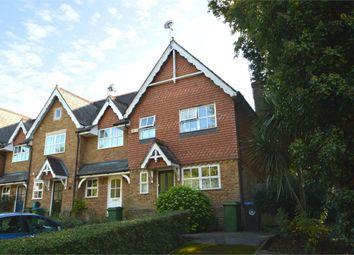 3 bed end terrace house for sale in Hadley Place, Weybridge, Surrey KT13