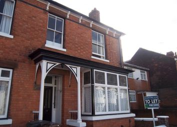 Thumbnail 2 bedroom flat to rent in Chetwynd Road, Wolverhampton