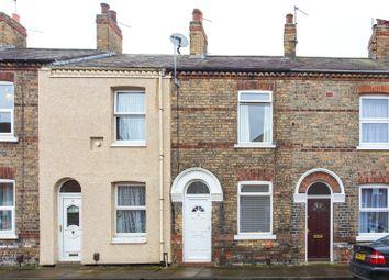Thumbnail 2 bedroom terraced house for sale in Upper Hanover Street, York