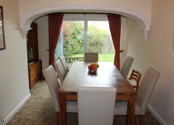 Thumbnail 4 bed detached house to rent in Bellencroft Gardens, Wolverhampton, West Midlands
