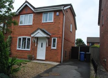 Thumbnail 3 bed detached house for sale in Harrogate Close, Great Sankey, Warrington, Cheshire