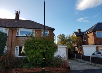 Thumbnail 3 bed semi-detached house for sale in Goodwood Crescent, Timperley, Altrincham, Greater Manchester