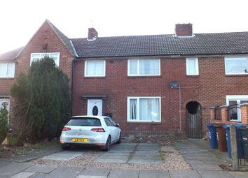 Thumbnail 3 bed terraced house for sale in Grange Road, Fenham, Newcastle Upon Tyne