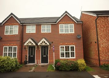 Thumbnail 3 bed semi-detached house for sale in Longfellow Close, Stoke-On-Trent