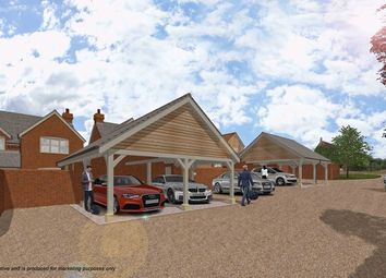 Thumbnail 4 bed detached house for sale in Ickford Road, Shabbington, Aylesbury