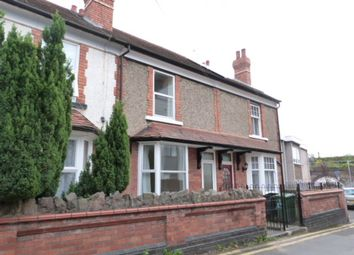 Thumbnail 2 bed terraced house to rent in Infirmary Walk, Worcester