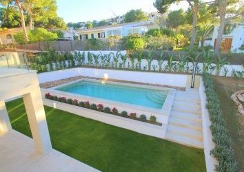 Thumbnail 5 bed villa for sale in Nova Santa Ponsa, Balearic Islands, Spain