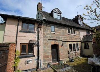 Thumbnail 2 bed semi-detached house for sale in Mill Lane, Tean, Stoke-On-Trent