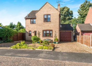 Thumbnail 3 bedroom detached house for sale in Mundford, Thetford, Norfolk