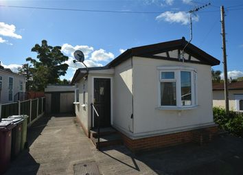 Thumbnail 1 bed mobile/park home to rent in Sunningdale Park, New Tupton, Chesterfield