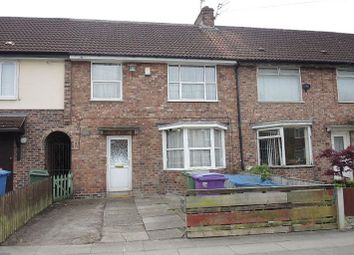 Thumbnail 3 bed terraced house for sale in Morningside Road, Norris Green, Liverpool