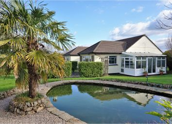 Thumbnail 5 bed bungalow for sale in Canonstown, Hayle