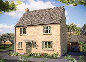 "Thumbnail 4 bed detached house for sale in ""The Henever"" at Todenham Road, Moreton-In-Marsh"