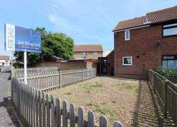 Thumbnail 1 bedroom end terrace house for sale in Church Meadows, Deal