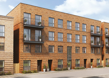 Thumbnail 2 bed flat for sale in Liversage Street, Derby, Derbyshire