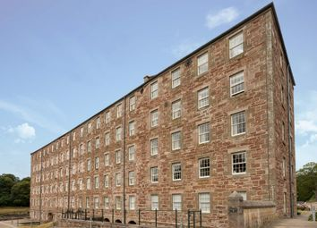 Thumbnail 2 bed flat for sale in 2B East Mill, Stanley Mills, Cotton Yard, Stanley, Perthshire