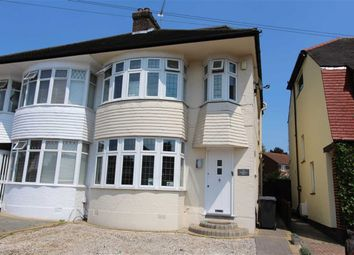 Thumbnail 4 bed semi-detached house for sale in Endlebury Road, North Chingford, London