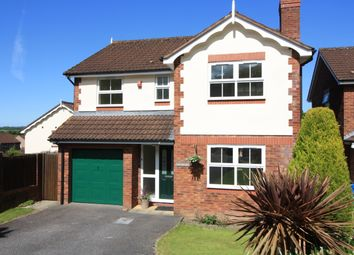 4 bed detached house for sale in Linhay Close, Honiton EX14
