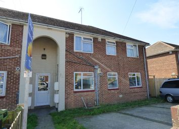 Thumbnail 3 bed flat to rent in Mendip Road, Worthing