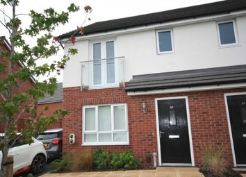 Thumbnail 2 bed end terrace house to rent in Farrell Street, Warrington