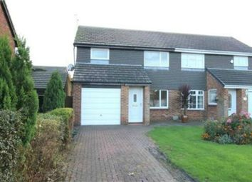 Thumbnail 3 bed semi-detached house to rent in Portrush Close, Usworth, Washington, Tyne And Wear