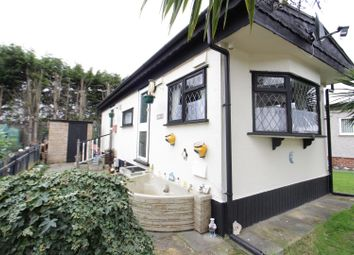 Thumbnail 1 bedroom mobile/park home for sale in Kings Park, Creek Road, Canvey Island