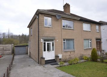 Thumbnail 3 bed semi-detached house for sale in Maxwell Drive, Glasgow