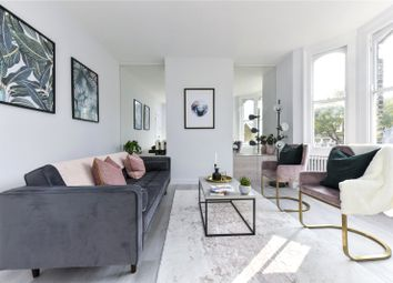Thumbnail 2 bedroom flat for sale in Harbut Road, London