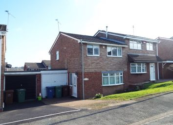 Thumbnail 3 bed property to rent in Marconi Place, Hednesford, Cannock