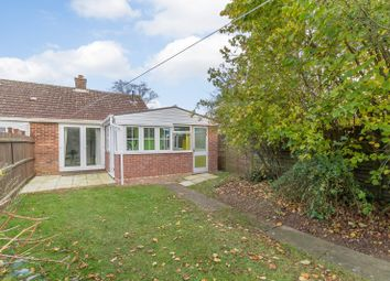 Thumbnail 1 bed semi-detached bungalow for sale in 28 Chelsea Close, Bury St. Edmunds